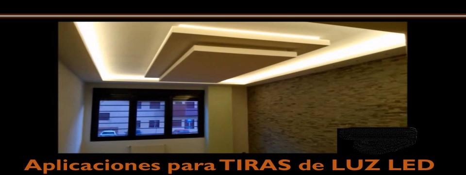 APLICACIONES TIRAS DE LED